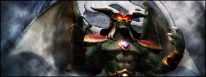 Onaga Онага самые могущественные персонажи мортал комбат