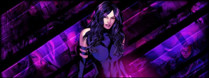 Psylocke Псайлок самый сильный мутант