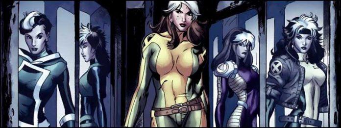 Шельма (Роуг) Rogue самый могущественный икс-мэн