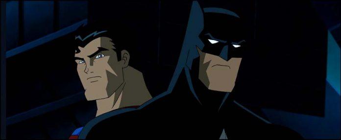 мультики DC Супермен и Бэтмен: Враги общества Superman Batman Public Enemies