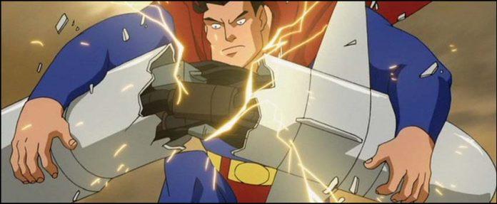 лучшие мультики DC Superman vs The Elite Супермен против Элиты