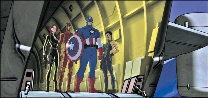 Новые Мстители Несокрушимые мстители Ultimate Avengers 2006