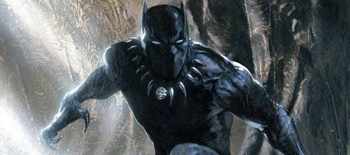 Черная пантера marvel комиксы