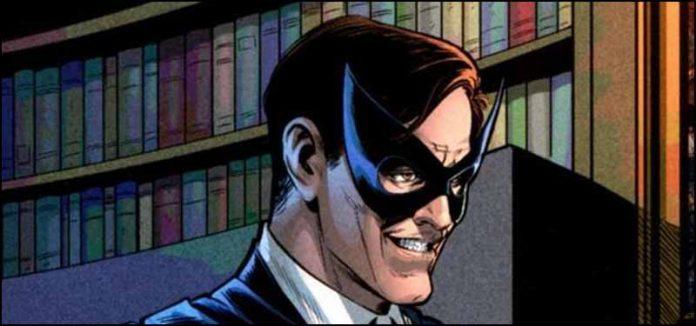 Саймон Хёрт (Доктор Боль) DC комиксы