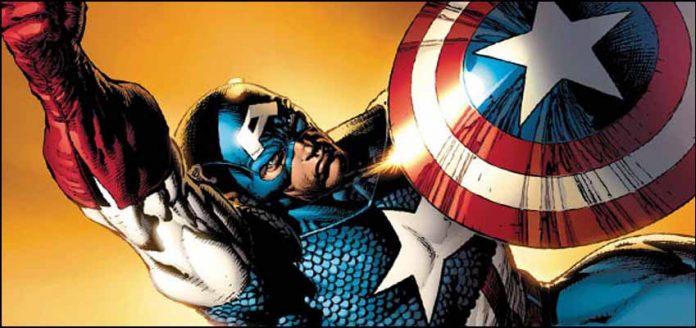kapitan-amerika Капитан Америка стив роджерс первый мститель марвел молот тора