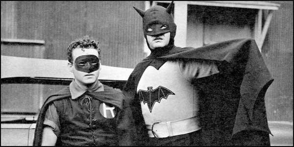 сериал про бэтмена