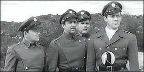 Чёрные Ястребы (1952)