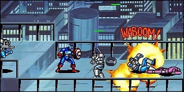 видеоигры по комиксам марвел