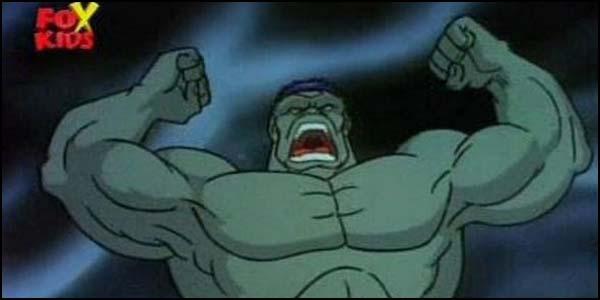Невероятный Халк (1996-1997)