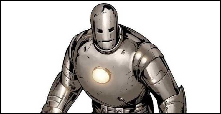 mark 1 костюм железного человека