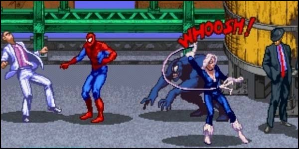 Spider-Man: The Video Game (1991)