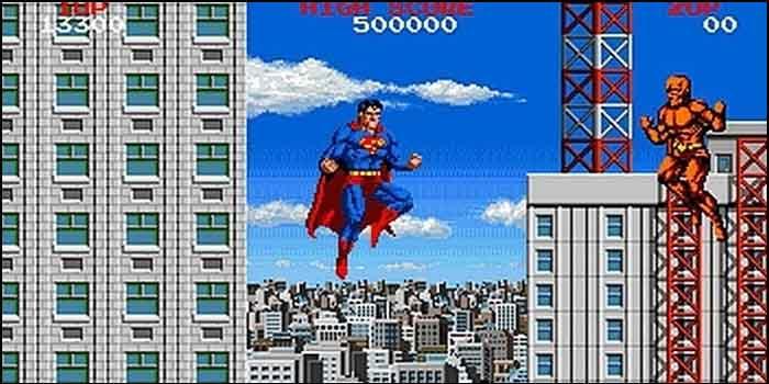 супергеройские компьютерные игры