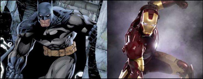 Бэтмен / Железный человек