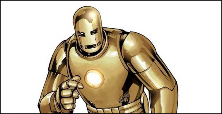 mark 2 костюм железного человека