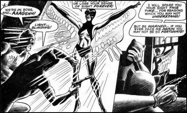 Первая чернокожая супергероиня