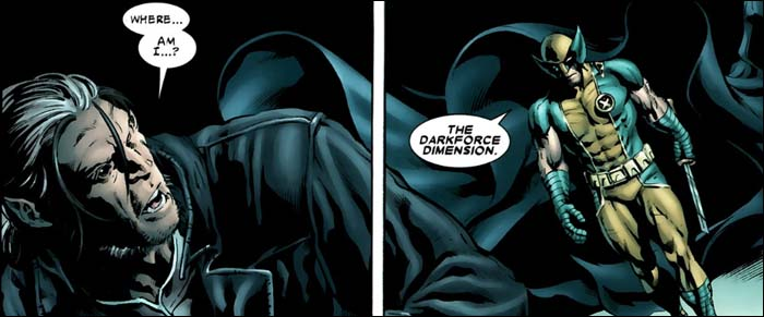 Тёмное Измерение (Darkforce Dimension)