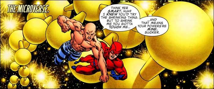 Параллельные измерения вселенной Marvel