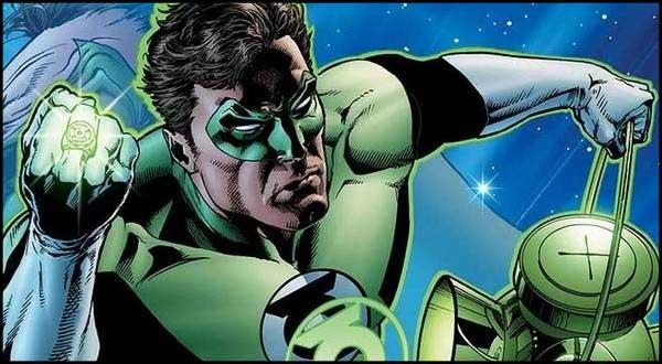Хэл Джордан, Зелёный Фонарь