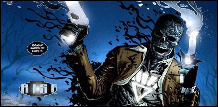 Черная маска DC история комикс