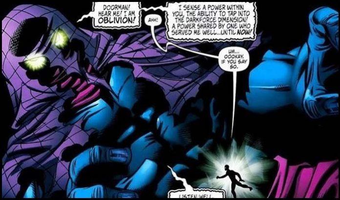 Забвение (Oblivion) комиксы марвел самые сильные персонажи