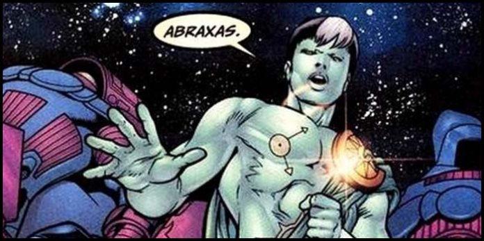 Абраксас (Abraxas) самые могущественны сущности марвел
