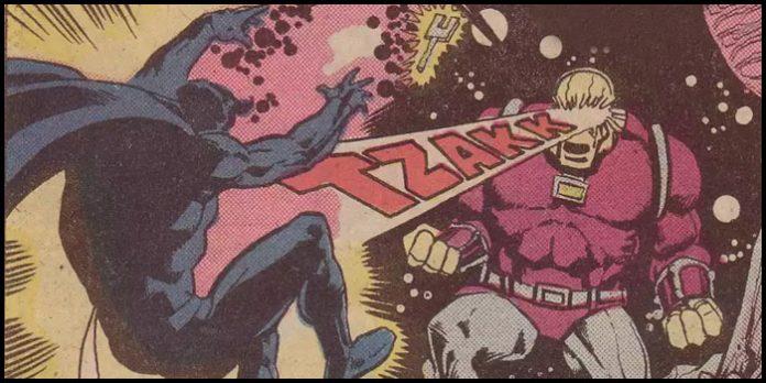 Монгул победил Супермена