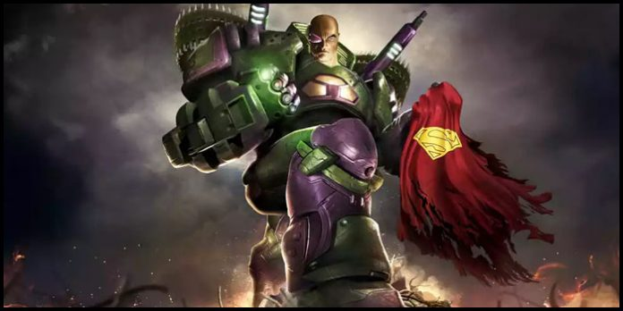 Лекс Лютор победил Супермена