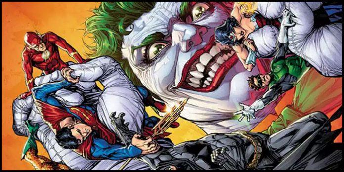 Джокер победил Супермена