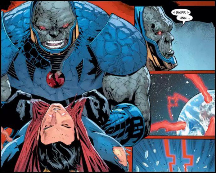 Дарксайд победил Супермена
