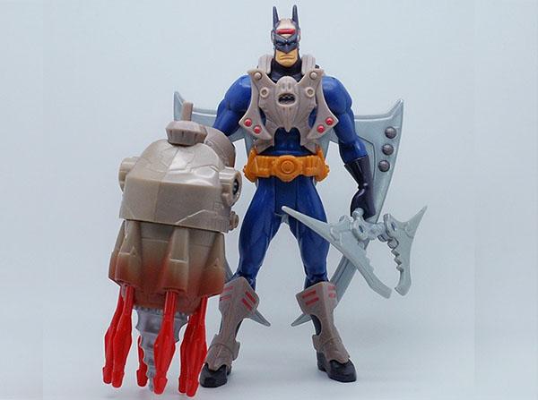 игрушки бэтмена