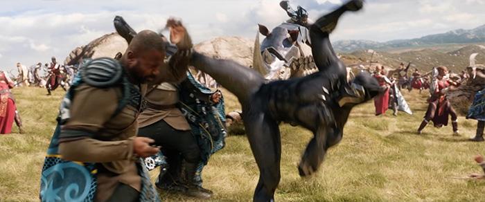 черная пантера vfx спецэффекты