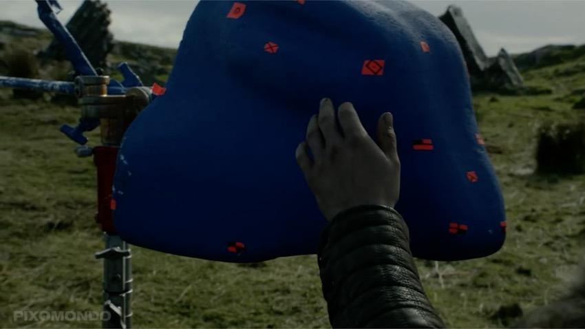 дракон спецэффекты игра престолов