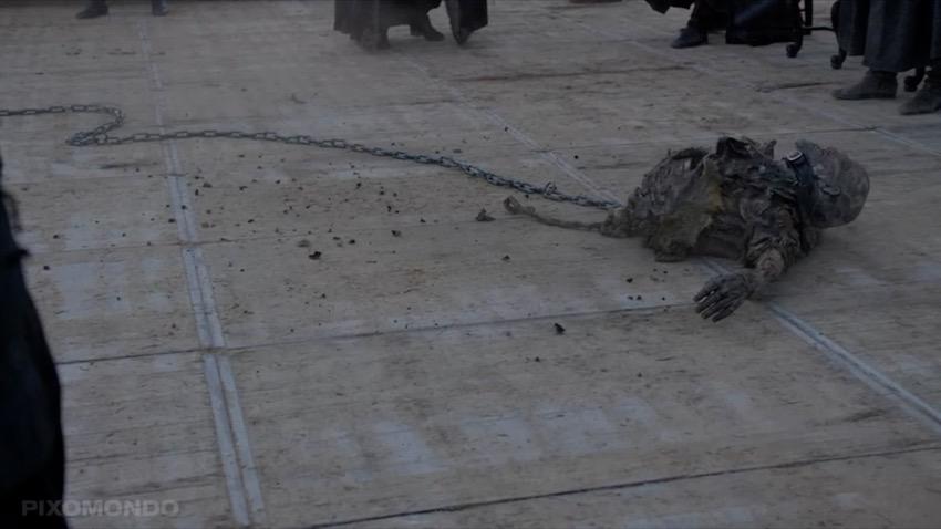 спецэффекты 7 сезона игры престолов
