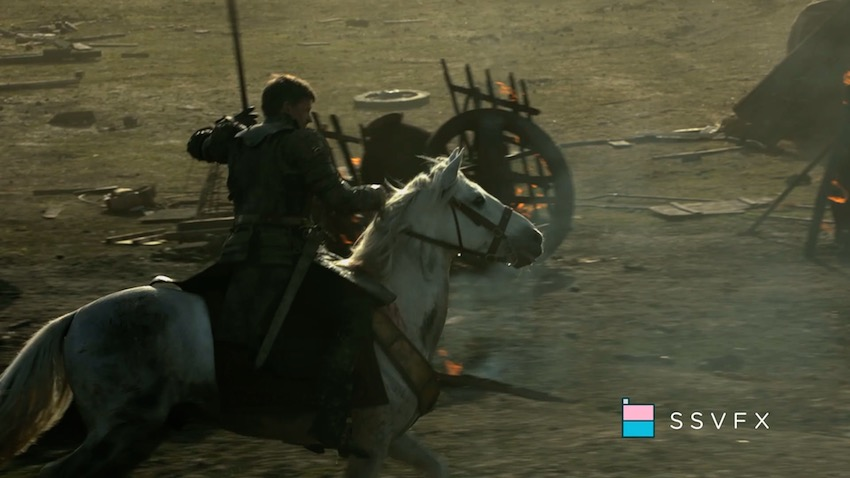 игра престолов 7 сезон vfx
