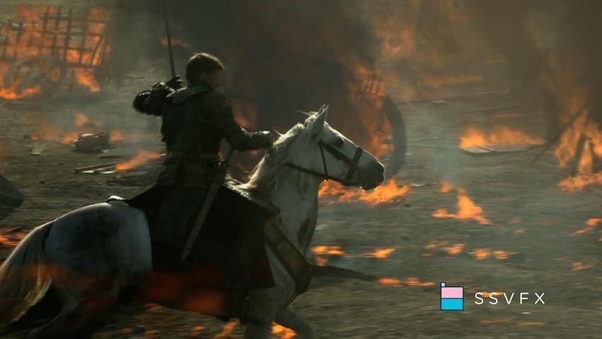 игра престолов 7 сезон спецэффекты