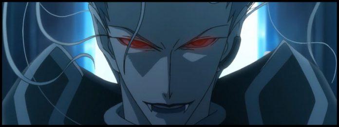 вампиры в аниме список