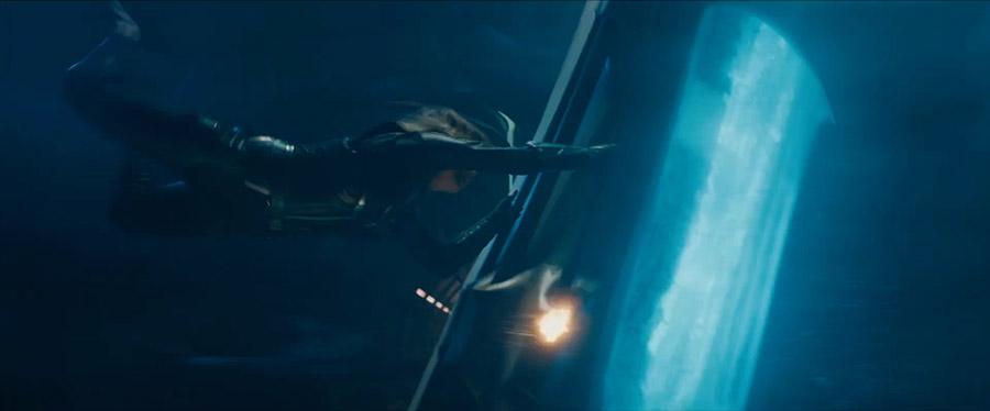 Капитан Марвел спецэффекты