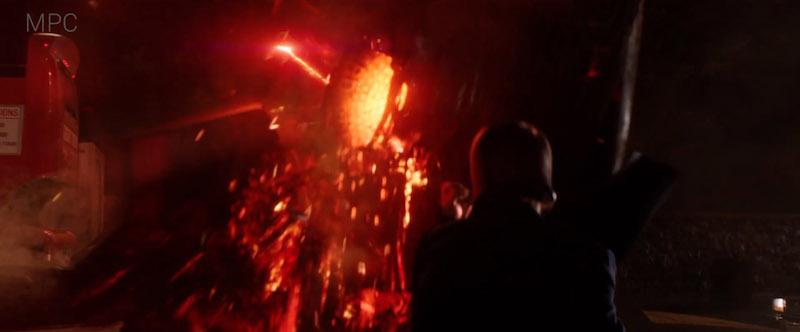 x men dark phoenix спецэффекты