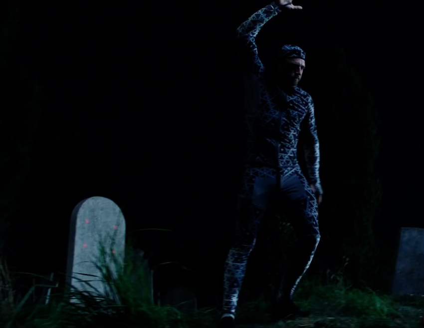 Зомби Железный Человек без спецэффектов Человек-Паук 2019