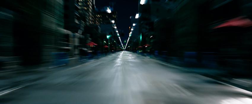 Человек-Паук: Вдали от дома До и после спецэффектов