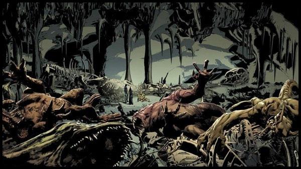 События в комиксах Марвел: Первородный грех