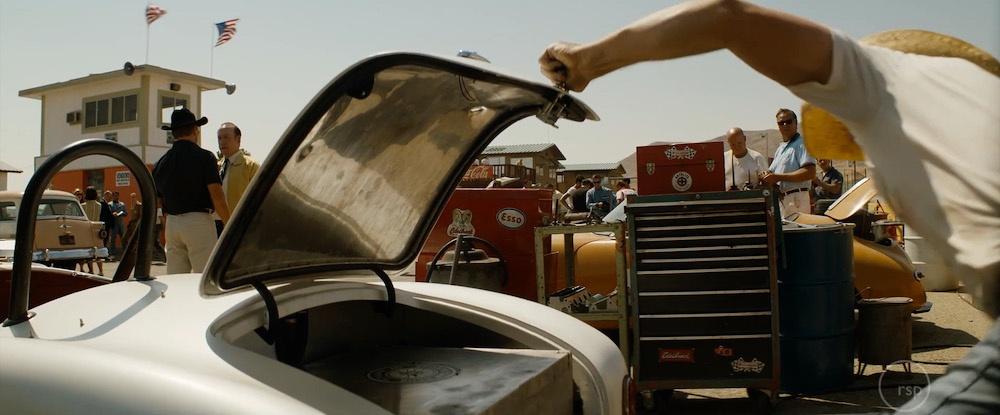 Ford против Ferrari спецэффекты