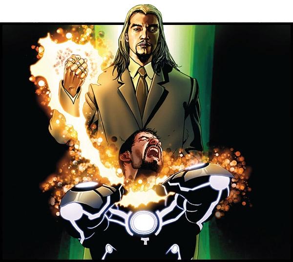 Железный Человек и Мандарин