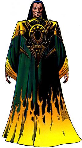 Мандарин из комиксов Marvel