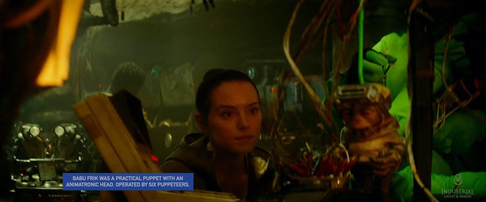 Звёздные войны: Эпизод 9. Скайуокер. Восход — До и после спецэффектов