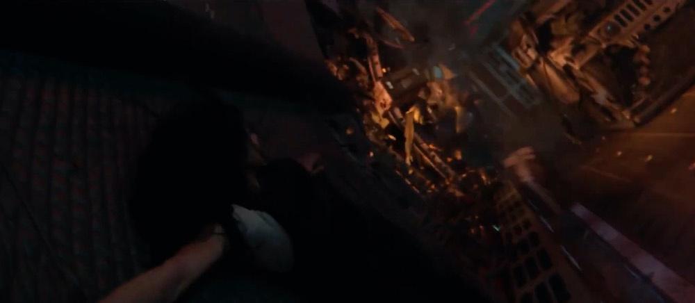 Терминатор: Тёмные судьбы До и после спецэффектов