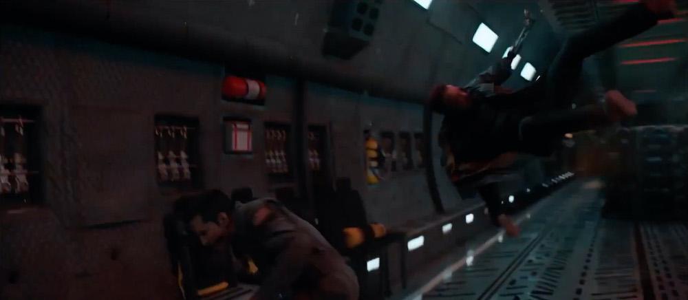 Терминатор: Тёмные судьбы спецэффекты фильма