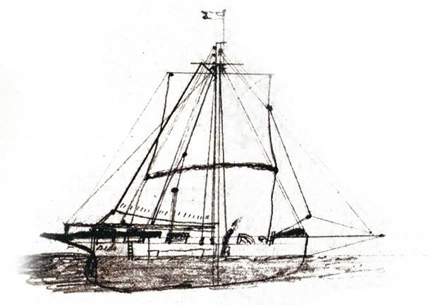 Яхта «Миньонетт» / «Резеда»