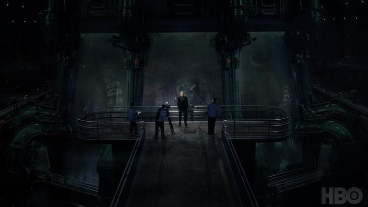 Watchmen HBO VFX