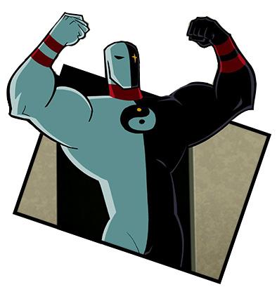 Эквинокс / Equinox: Краткая история персонажа комиксов DC